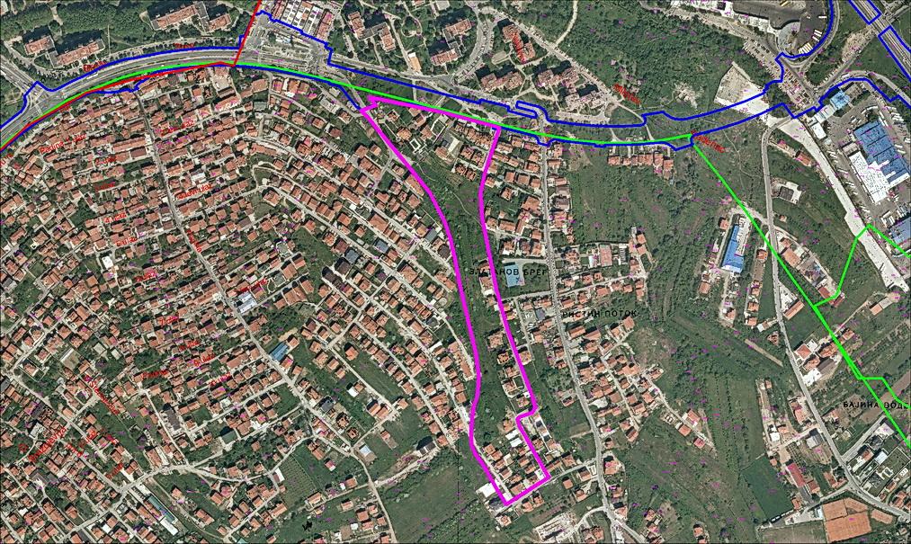 Mapa Grada Beograda Zvezdara Superjoden