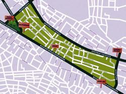 Prosirenje Parking Zone Na Zvezdari Od 26 Aprila 2010 Gradska