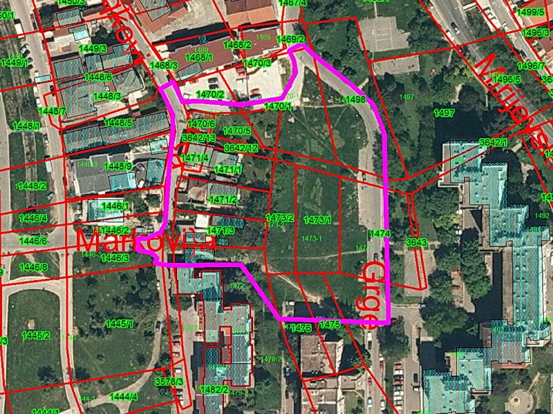 mapa grada beograda zvezdara Obaveštenje o ranom javnom uvidu : Gradska opština Zvezdara mapa grada beograda zvezdara